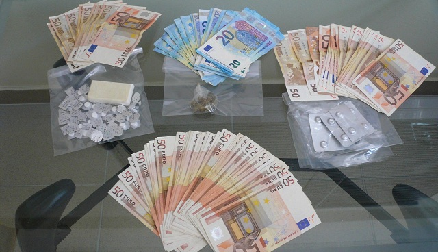 Κατάσχεση 170.000 € από εγκληματική δράση στη Θεσσαλία