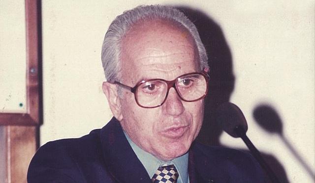 Εκδήλωση τιμής στον ερευνητή Απόστολο Δ. Παπαθανασίου