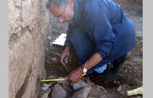 Αρχαιολογική συλλογή στο Πανεπιστήμιο Θεσσαλίας