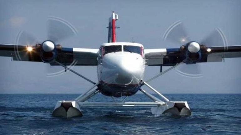 Άρχισαν οι δοκιμαστικές πτήσεις υδροπλάνων