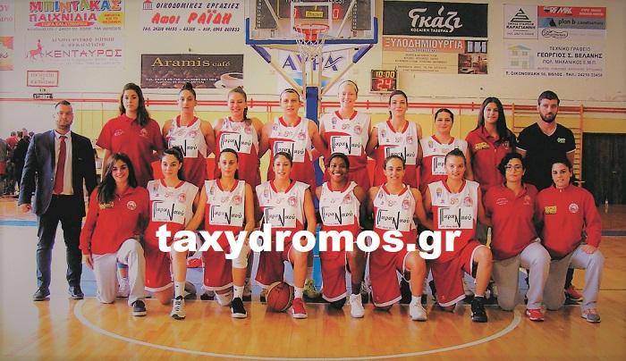 Στη Λευκάδα τα κορίτσια για την Α1 μπάσκετ