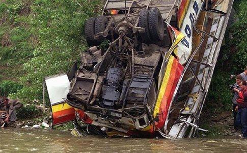Νεπάλ: Τουλάχιστον 31 νεκροί από πτώση λεωφορείου σε ποταμό