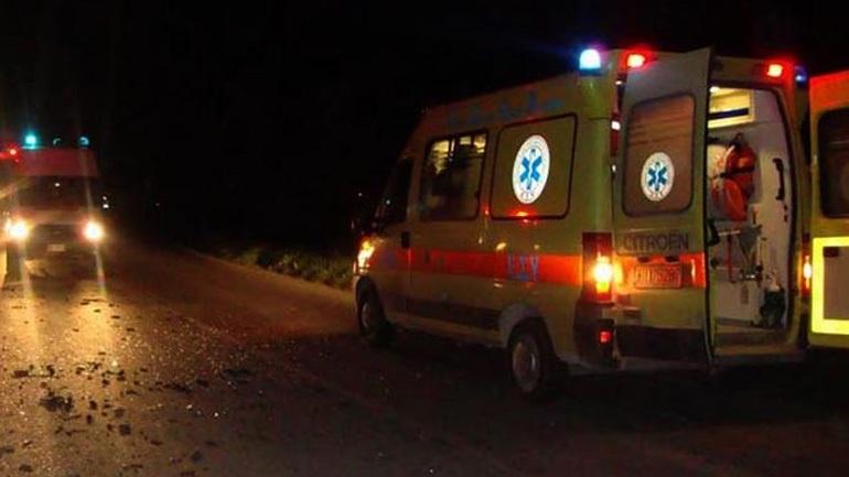 Ανείπωτη τραγωδία με δύο νεκρούς από τροχαίο στα Τρίκαλα