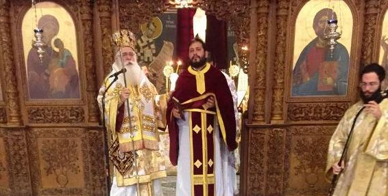 Νέος Πρεσβύτερος στην Εκκλησία της Δημητριάδος (φώτο)