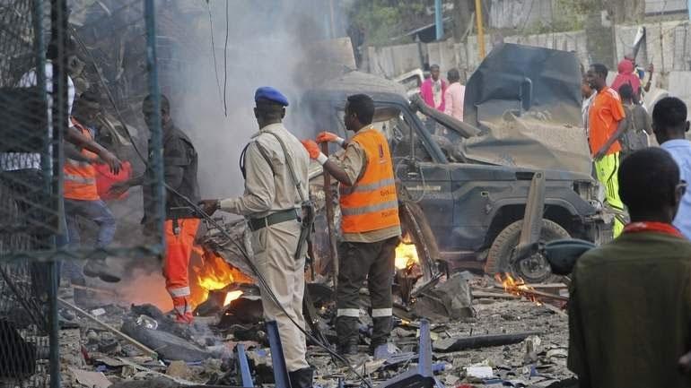 Νέα πολύνεκρη επίθεση στη Σομαλία - Στους 25 ο αριθμός των νεκρών