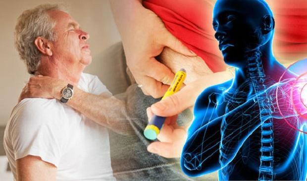 Διαβήτης τύπου 2– Συμπτώματα: Τι μπορεί να δείχνει ένας «απλός» πόνος στον ώμο