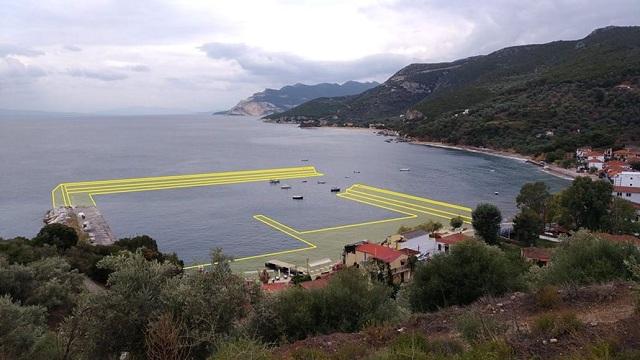 Πόλεμος για το λιμάνι στον Πλατανιά
