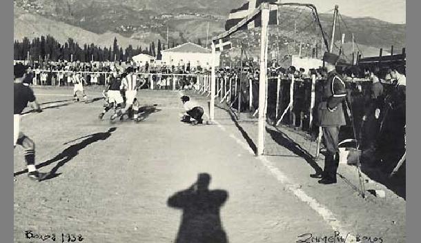 Γρ. Καρταπάνης: Οι τελευταίες ποδοσφαιρικές συναντήσεις πριν τον πόλεμο του 1940