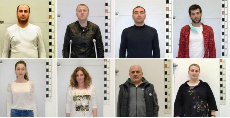 Αυτοί είναι οι Γεωργιανοί ληστές που εξαπατούσαν ηλικιωμένους παριστάνοντας τους εφοριακούς