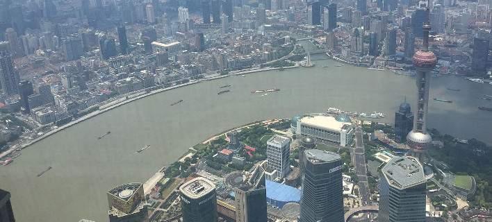 Μέτρησαν τους ουρανοξύστες στη Σαγκάη: Σχεδόν 1.000, με τον ψηλότερο 630μ. [εικόνες]