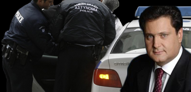 Συνελήφθη δραπέτης για τη δολοφονία του Μ. Ζαφειρόπουλου