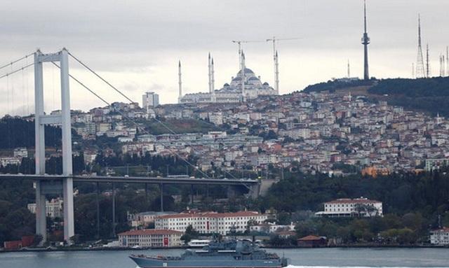 Φορτηγό πλοίο χάθηκε από τα ραντάρ στη Μαύρη Θάλασσα