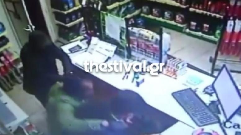 Συνελήφθησαν οι ληστές που ξυλοκόπησαν υπάλληλο βενζινάδικου