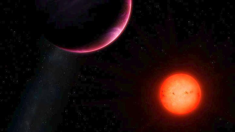 Ανακαλύφθηκε ο μεγαλύτερος εξωπλανήτης γύρω από το μικρότερο άστρο