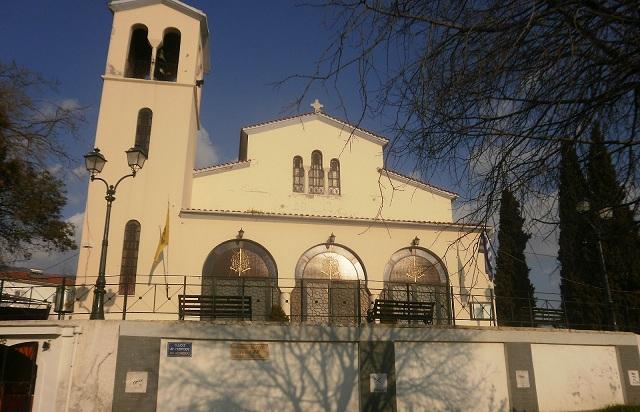 Πανηγυρίζουν οι Ναοί των Αγίων Γεωργίου και Απόστολου του Νέου