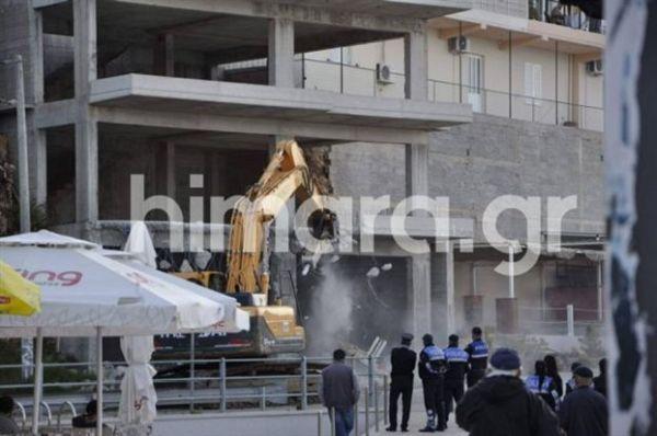 Αλβανία: Νέες κατεδαφίσεις σπιτιών ομογενών στη Χειμάρρα