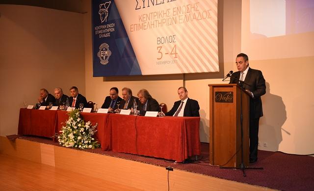 Μίχαλος από Βόλο: Αμεση ολοκλήρωση της αξιολόγησης και μεταρρυθμίσεων για να ανακάμψει η οικονομία