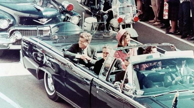 Εκατοντάδες νέοι φάκελοι για τη δολοφονία Κένντι δόθηκαν στη δημοσιότητα από τη CIA