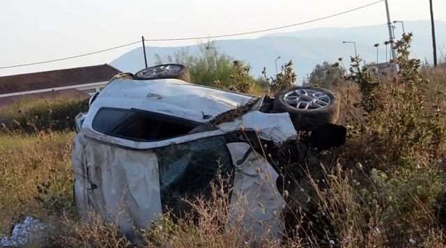 Τραγωδία στην άσφαλτο: Δύο νέοι νεκροί και μία νεαρή κοπέλα σε κρίσιμη κατάσταση
