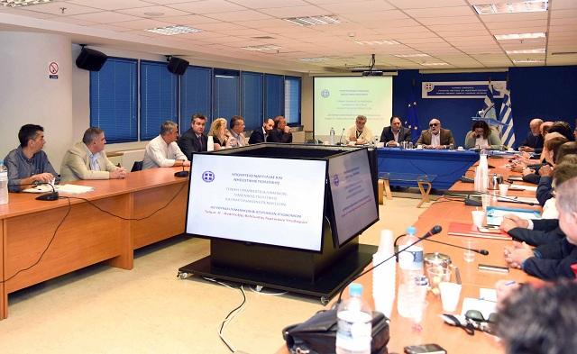 Προτεραιότητα οι λιμενικές υποδομές για Σκιάθο -Σκόπελο