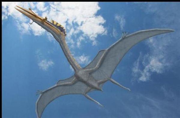 Πτερόσαυρος βγαλμένος από το… Game of Thrones
