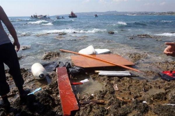 Νεκροί 23 πρόσφυγες στην κεντρική Μεσόγειο