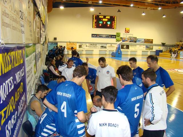 Στα Γιάννενα η ομάδα μπάσκετ για το 4Χ4