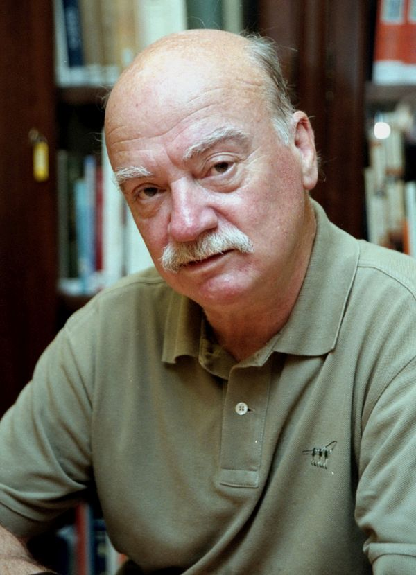Ο Δημήτρης Νόλλας στη Χάρτα