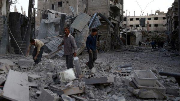 Επίθεση ISIS στη Συρία, 75 νεκροί μεταξύ των οποίων και παιδιά
