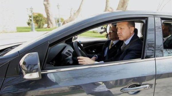 To νέο φαραωνικό σχέδιο Ερντογάν: Τουρκική αυτοκινητοβιομηχανία