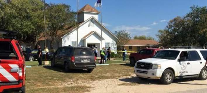 Πυροβολισμοί σε εκκλησία στο Τέξας - 27 νεκροί