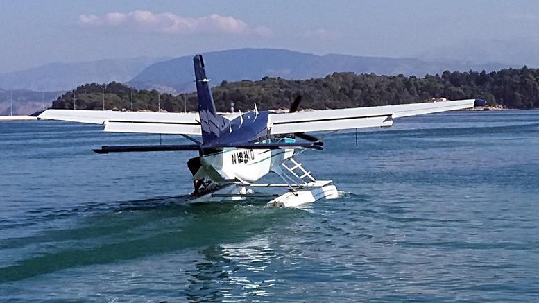 Ξεκίνησαν οι πρώτες δοκιμαστικές πτήσεις των υδροπλάνων
