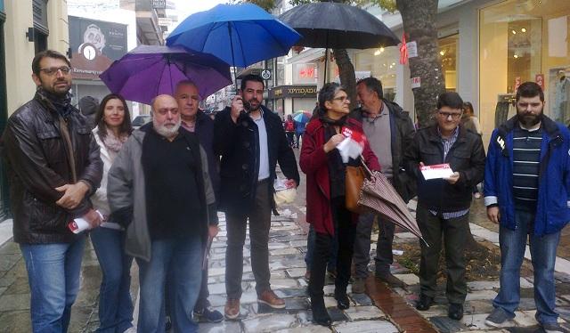 Ο Εμπορικός Σύλλογος ευχαριστεί για τη στήριξη στη διαμαρτυρία «Όχι κάθε Κυριακή»