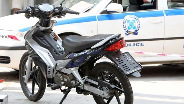 Εκλεβε βενζίνη από μοτοσικλέτα