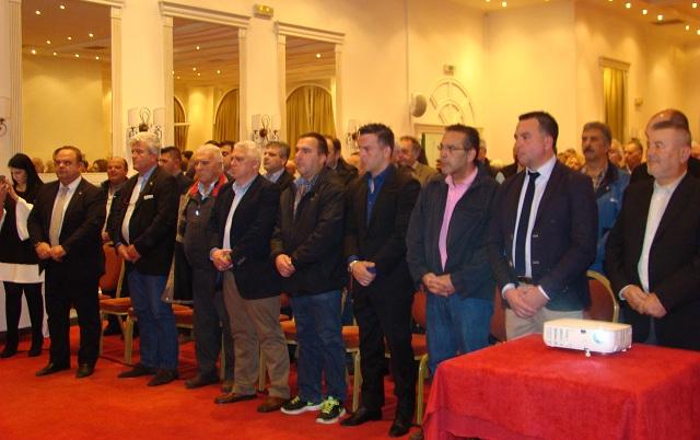Παρουσιάστηκαν οι υποψήφιοι του συνδυασμού του Τρύφωνα Πλαστάρα