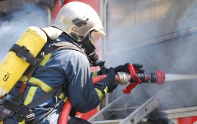 Ισχυρές δυνάμεις για φωτιά στο Κουτσόχερο
