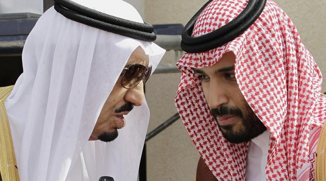 Ο Τραμπ υπέρ των εκκαθαρίσεων που ξεκίνησε ο βασιλιάς της Σαουδικής Αραβίας