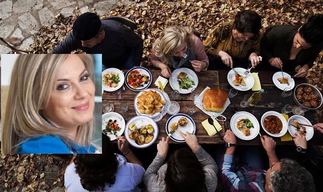 Γεύση Ζαγοράς στη Γαλλία από τη διάσημη σεφ Ντίνα Νικολάου