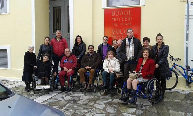 Επίσκεψη του «Ιππόκαμπου» στο Μουσείο της Πόλης