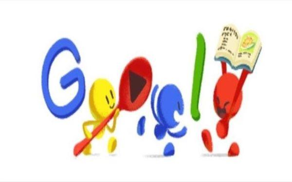 Στο παν τάι αφιερωμένο το Google doodle