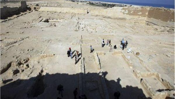 Στο «φως» ελληνιστικό γυμναστήριο στην Αίγυπτο