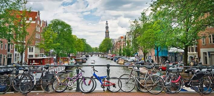 Το Αμστερνταμ έχει αηδιάσει με τους τουρίστες: Αγρια μέτρα, έντονα παράπονα πολιτών [εικόνες]
