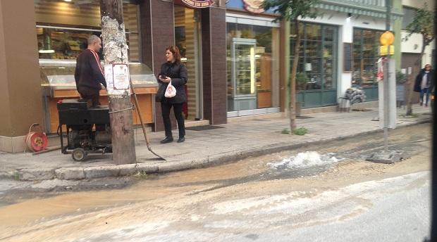 Τελεσίγραφο ΔΕΥΑΜΒ σε ΔΕΚΟ για ζημιές στο δίκτυο ύδρευσης