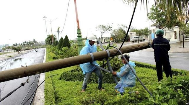 Στους 109 οι νεκροί από τον τυφώνα Νταμρέι στο Βιετνάμ