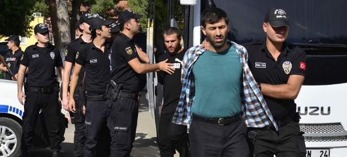100 συλλήψεις υπόπτων για σχέσεις με το ISIS στην Αγκυρα