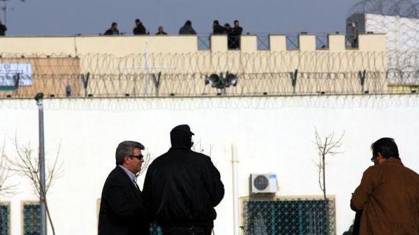 """""""Μάχη"""" με μαχαίρια μέσα στις φυλακές Τρικάλων - Δύο τραυματίες"""