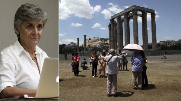 Μήνυση των αρχαιοφυλάκων κατά της πρώην προέδρου του ΤΑΠΑ