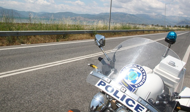Διακοπές κυκλοφορίας στην Εθνική οδό στο ύψος της Ελασσόνας