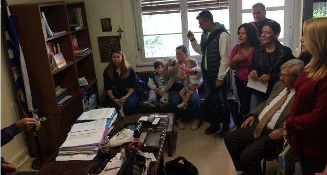 Δεν έστειλαν τα παιδιά τους σχολείο στο Δ.Σ. Τρικερίου
