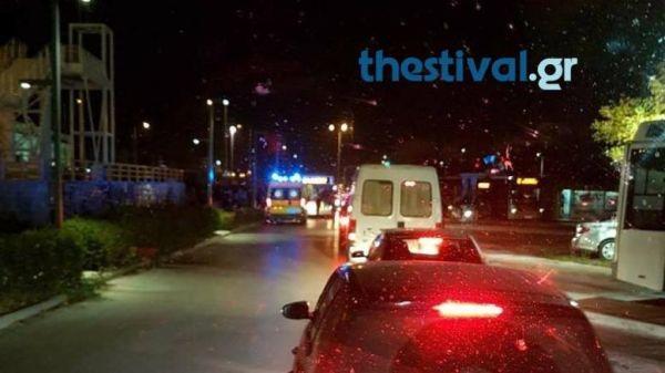Λεωφορείο του ΟΑΣΘ παρέσυρε και τραυμάτισε γυναίκα στον Εύοσμο